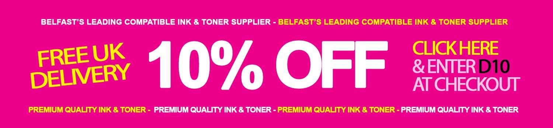Ink Cartridges Shop Belfast
