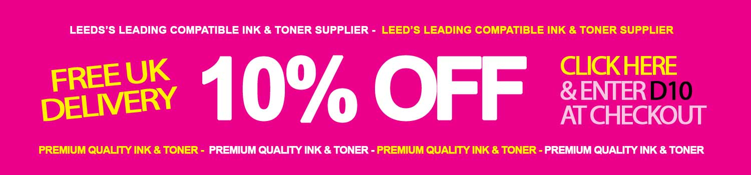 Ink Cartridges in Leeds