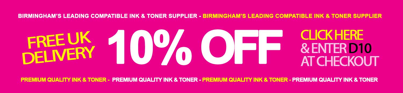 Printer Ink Shop In Birmingham