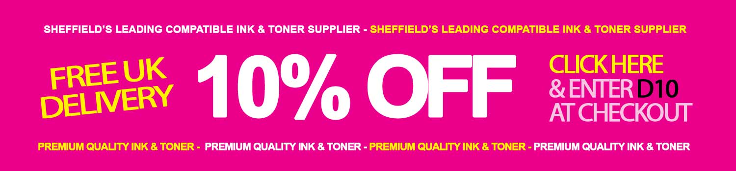 Printer Ink Shop Sheffield
