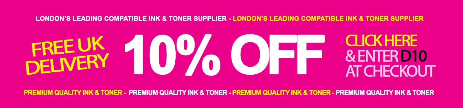 Printer Ink Shop in London