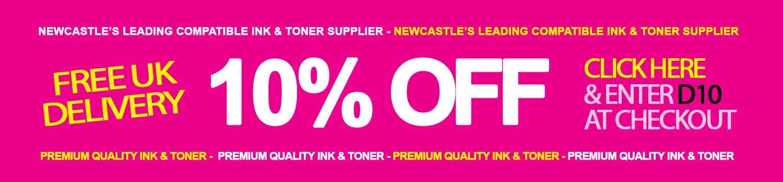 printer ink newcastle