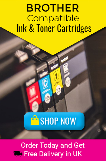 Buy Compatible Brother Ink Cartridges and Toners