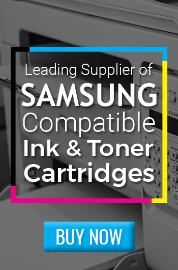 Buy Compatible Samsung Toner Cartridges and Inks