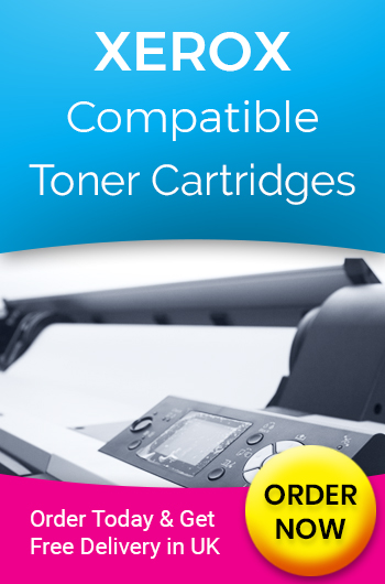Buy Compatible Xerox Toner Cartridges