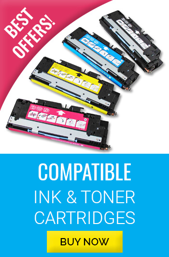 Shop Online Compatible Ink and Toner Cartridges