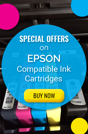 Buy Compatible Epson Ink Cartridges in UK