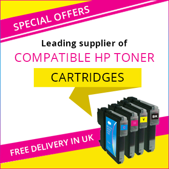 Shop Online HP Compatible Ink and Toner Cartridges in UK