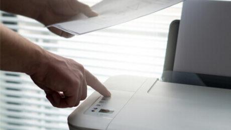 How Optimising Printer Ink Usage Reduce Printing Cost?
