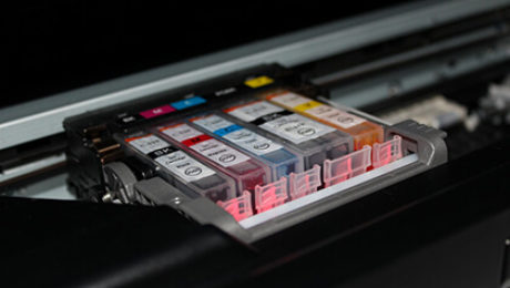 What Are The Major Printing Processes?