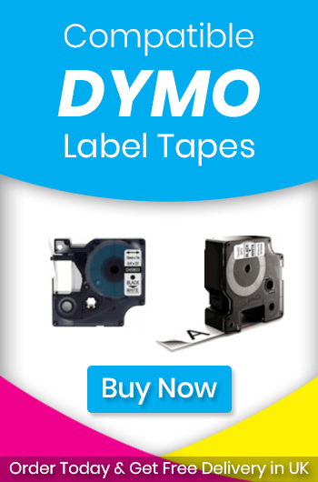 Buy Dymo Compatible Label Tapes