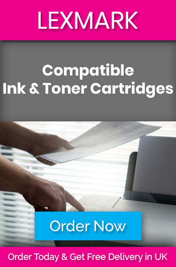 Shop Compatible Lexmark Ink And Toner Cartridges