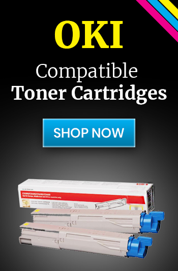 Buy Compatible OKI toner Cartridges