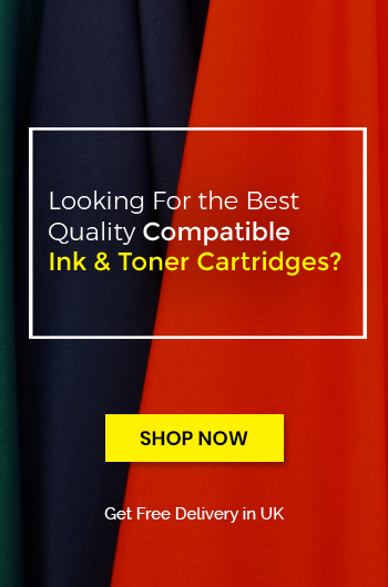 Buy Compatible Ink Cartridges for Your Printer in UK