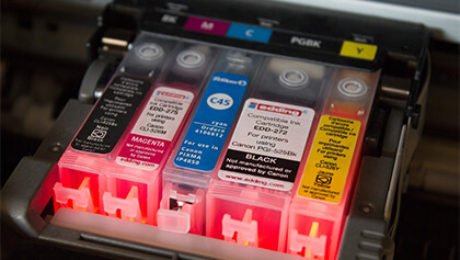 The Anatomy of Printer Ink