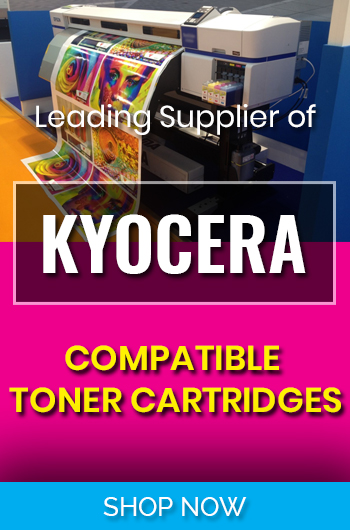 Buy Compatible Kyocera Toner Cartridges